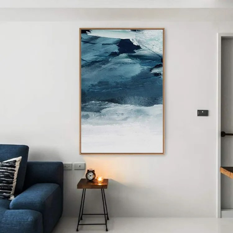 Framed Canvas Wall Art   Peachy Shop