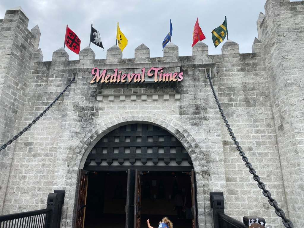 Picture of Medieval Times in Orlando, FL