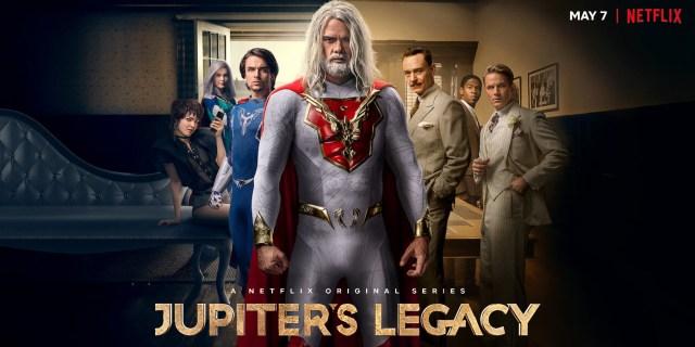 Jupiter's Legacy – Season One [2021]