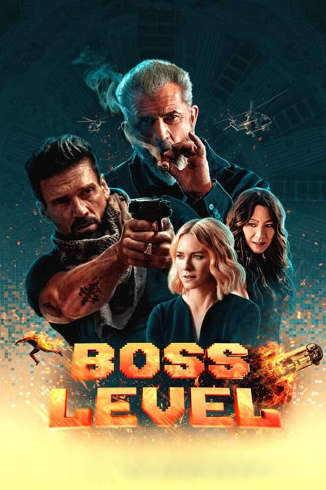 Boss Level - Movie Poster