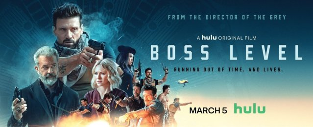 Boss Level [2021]