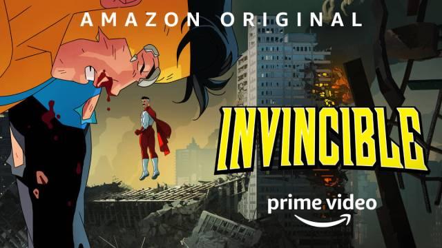 Invincible – Season One [2021]
