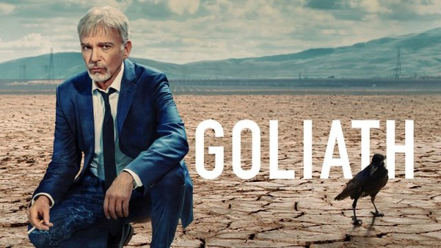 Goliath - Official Poster