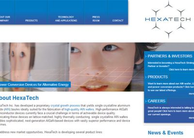 Search Engine Optimization Hexatech Inc.