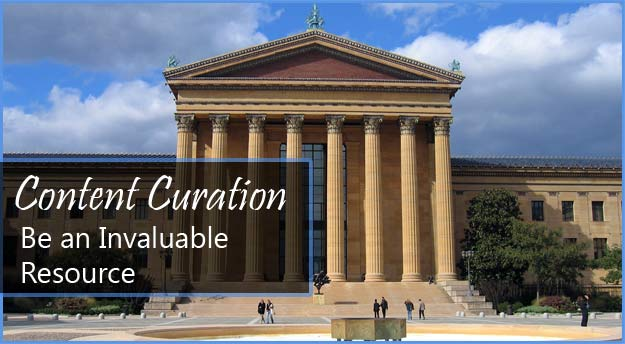 content curation be invaluable