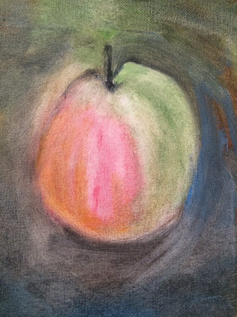 Apple by Judith Skillman
