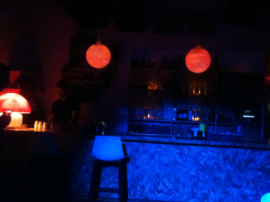 An Otherworldly Pub