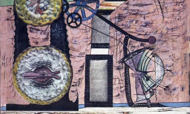 Paul Edward Costa – The Lucid Dream of an Analog Clock