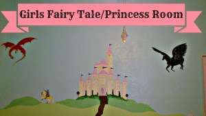 Daughter's Fairy Tale/Princess Room