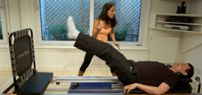 Peacock Pilates London Reformer Studio - Cardio Pilates Jumps - private and personalised Pilates sessions in London W2
