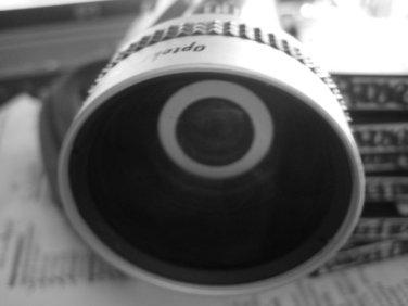 my trusty panansonic DV camcorder