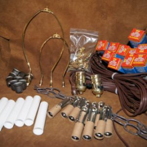1003 antler chandelier kit Electrical Kit to Make an Antler Chandelier