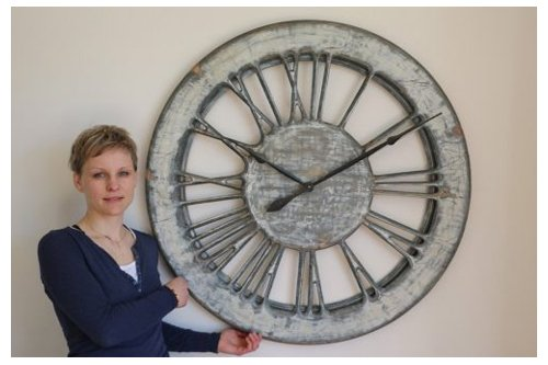 Beautiful Oversized Wall Clocks As The Most Unique Wall