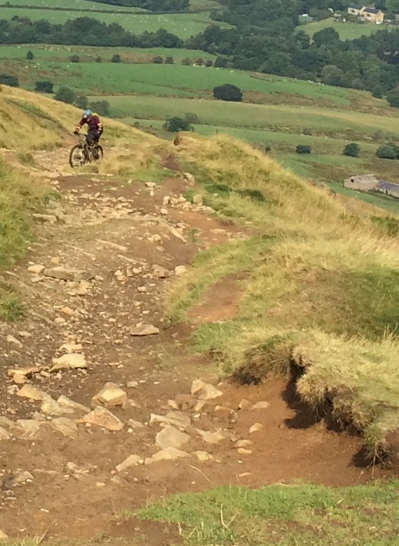 d9c8a5575d9 Severe and Technical – These trails are the most challenging Peak District  mountain biking has to offer and are some of the most testing in the UK.