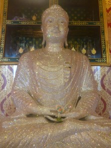 Wat Phra Phuttabot is one of the most significant Buddhist temples in Thailand. Lord Buddha left a sacred footprint on this spot as he spread his teachings.
