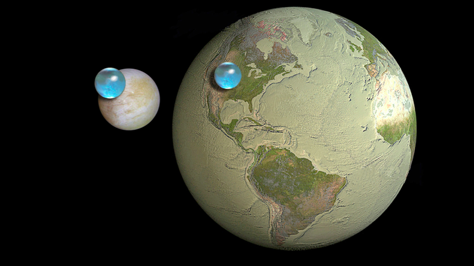 how much water is there on earth peak geek
