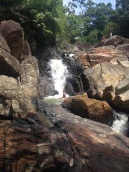 Thang Nang Waterfall