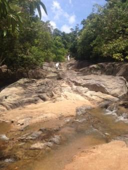 Saampan Waterfall