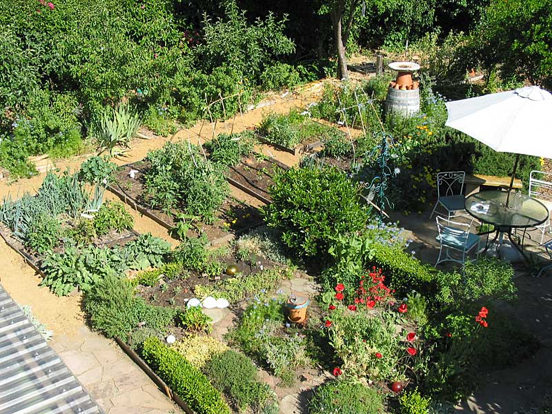 Homestead Development: Security on the Homestead - Yard ... on Backyard Permaculture Design id=45420
