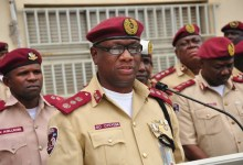 Corps Marshal of the Federal Road Safety Corps (FRSC)