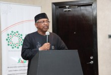 The Minister of Health, Dr. Osagie Ehanire