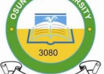 uniosun cut off mark for jamb departmental courses