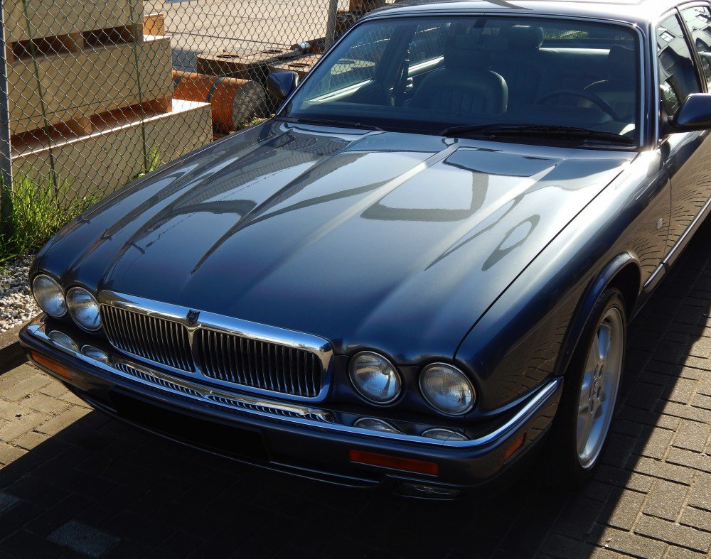 Peak Perfection Auto Detailing Jaguar XJ6