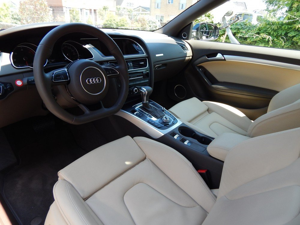 Peak Perfection Interieur reiniging Audi A5