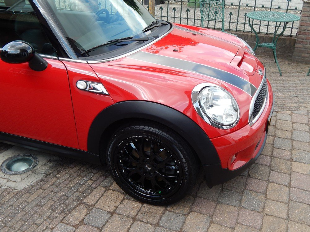 Peak Perfection auto detailing Mini Cooper S