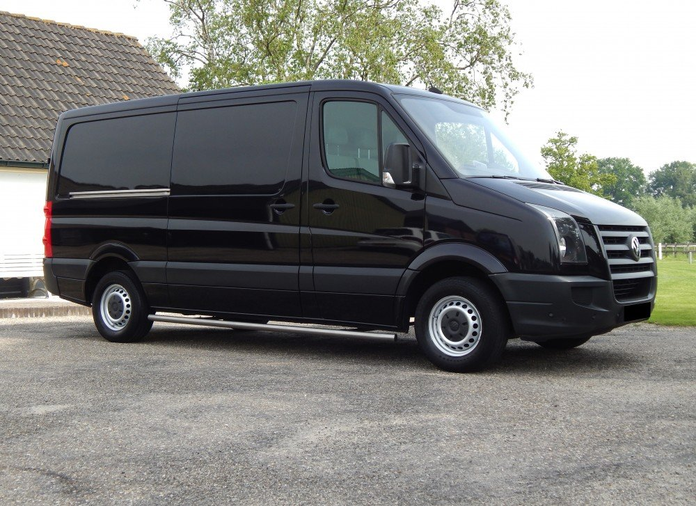 Peak Perfection Auto Detailing Volkswagen Crafter