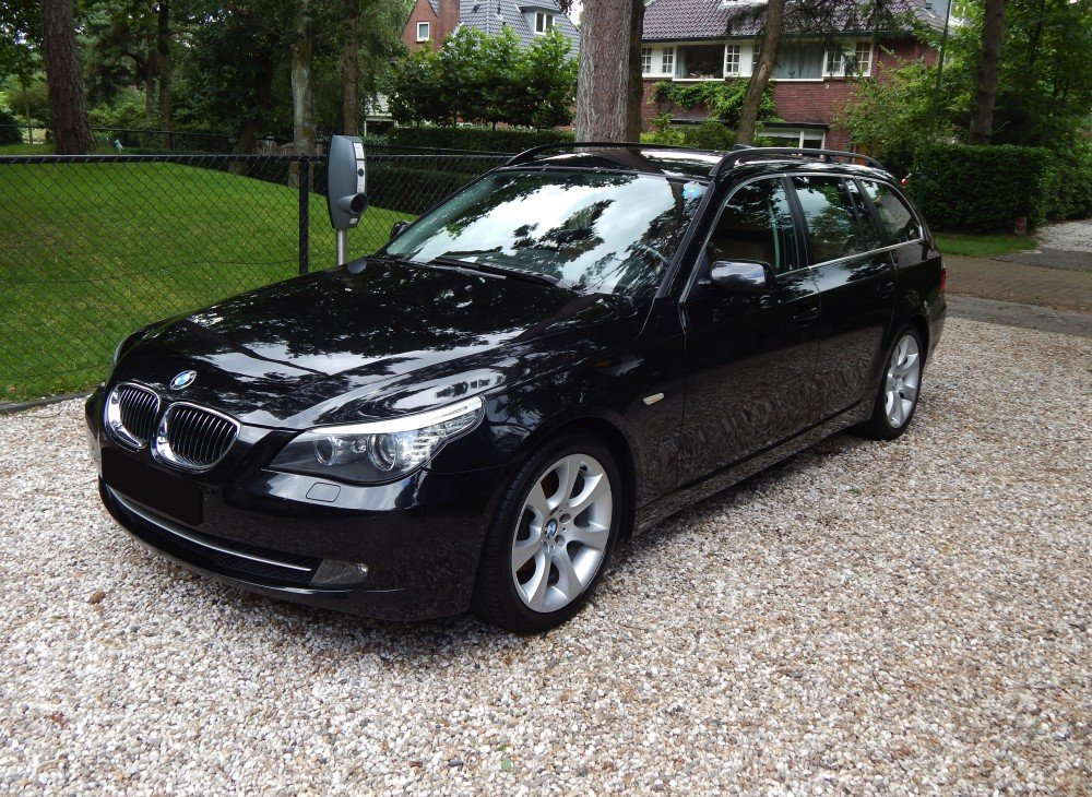 Peak Perfection Auto Detailing BMW 530D