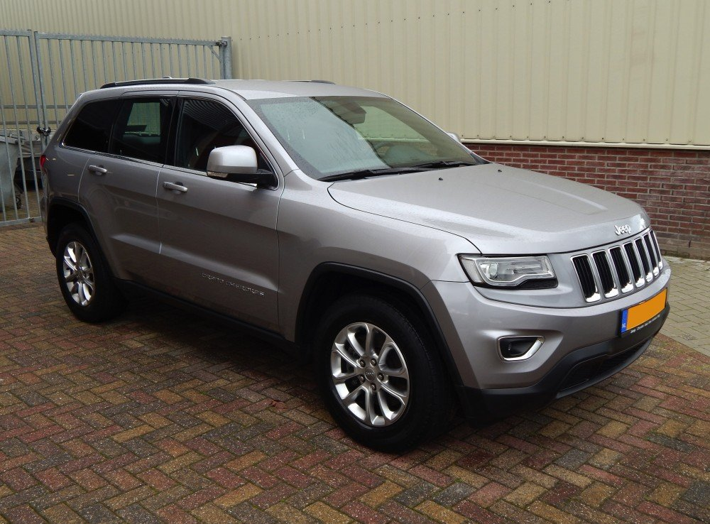 Peak Perfection Auto Detailing Jeep Grand Cherokee