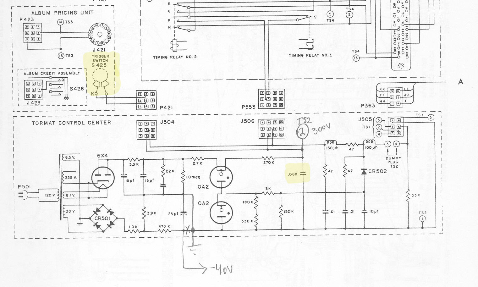 Free Amplifier Schematics