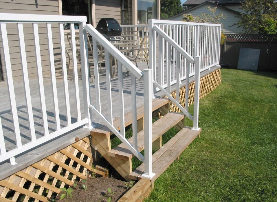 Diy Outdoor Aluminum Railings Peak Aluminum Railing   Installing Aluminum Stair Railing   Baluster   Deck Stair   Balcony Deck   Railing Systems   Pressure Treated