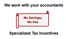 Specialized tax services generate business capital