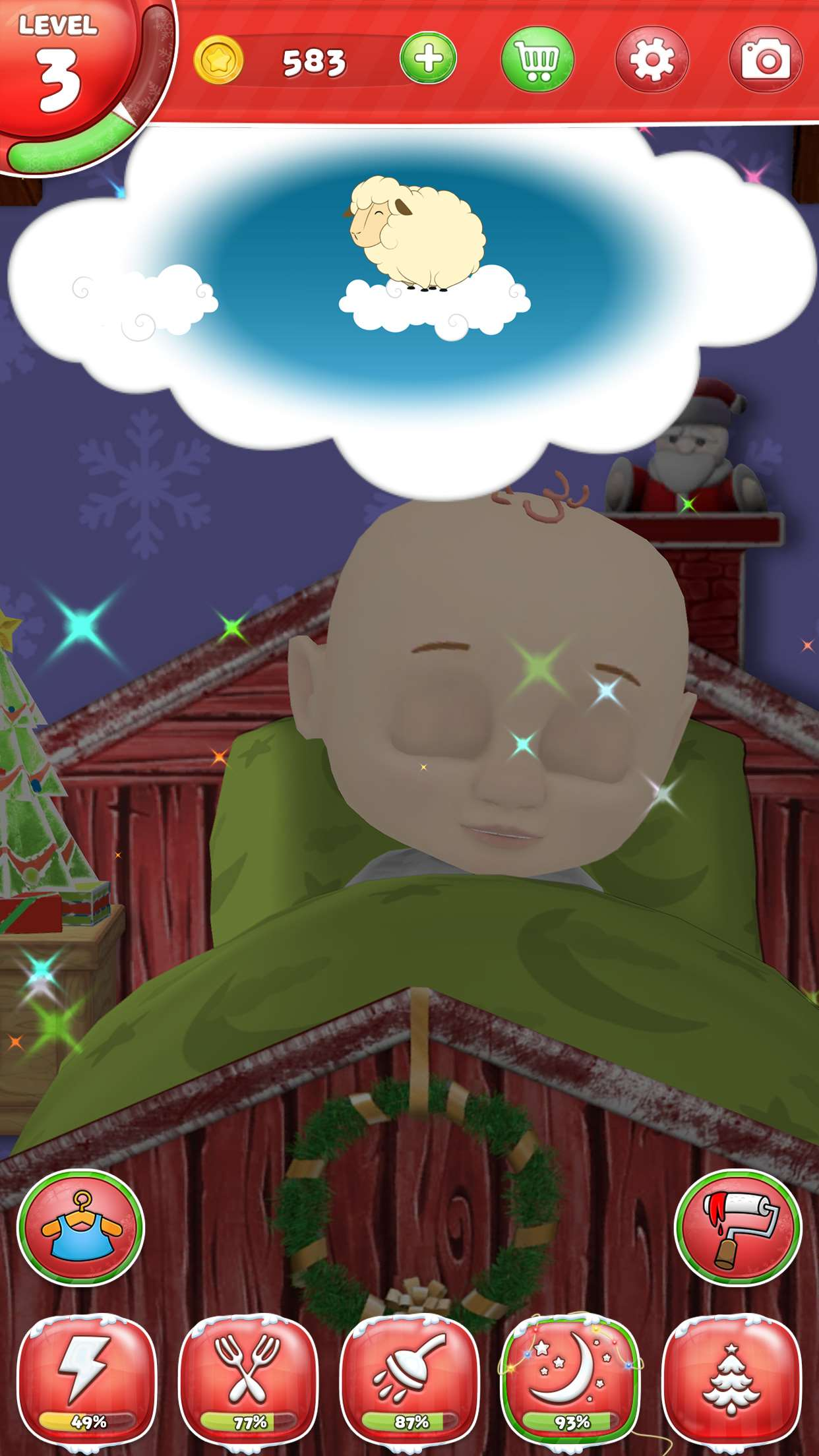 My Santa Claus A Virtual Friend Game For Android IPhone And IPad