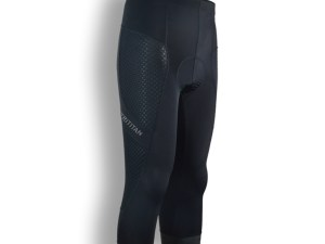 Trititan pro 3/4 cycling pants with ventilation (unisex)