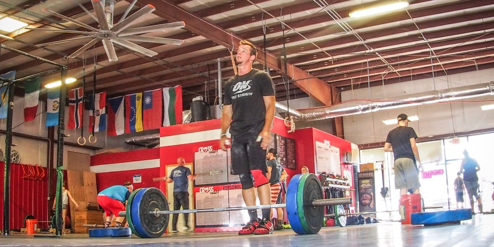 Weight Training in Buford Georgia. Peak Strength and Fitness, home of Crossfit Gwinnett.