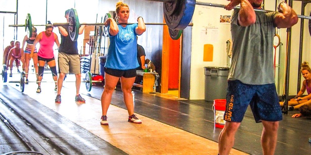 Peak Strength and Fitness Crossfit Gwinnett Classes
