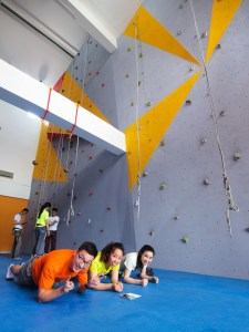 Indoor Climbing Wall