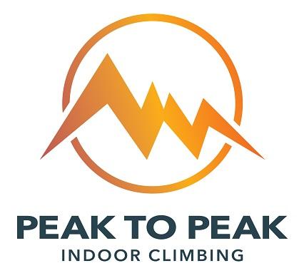 Peak to Peak Indoor Climbing Logo