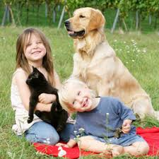 The Benefits of Pets for Kids