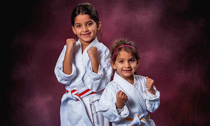 Children Have to Teach Martial Arts