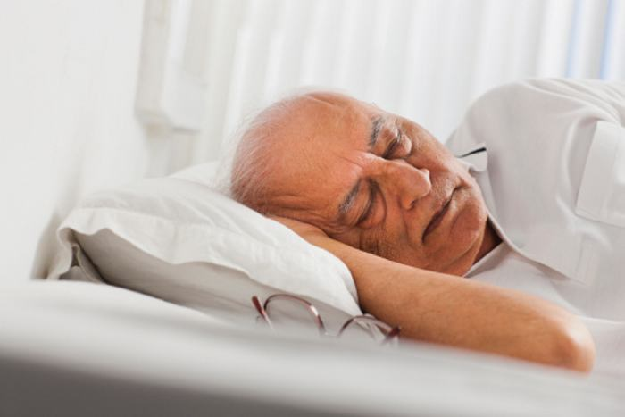LACK OF SLEEPS CAN CAUSE ALZHEIMER