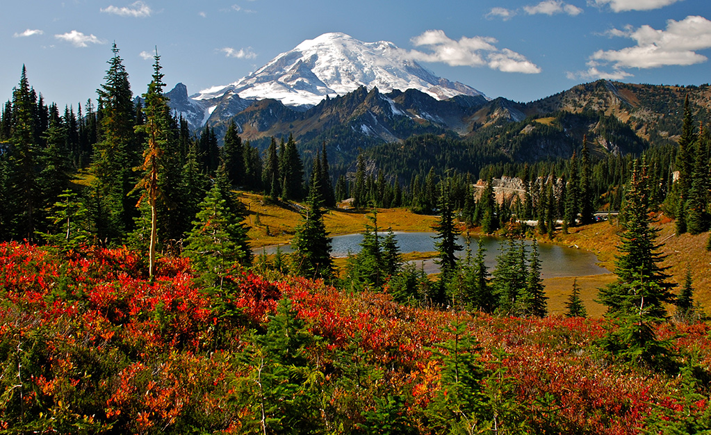 This discovery was not of much consequence, but it did verify that there was gold to be found. Cascade Range