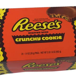 Reese's Crunchy Cookie Cup Karton