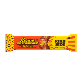 Reese's Outrageous King Size Einzelriegel