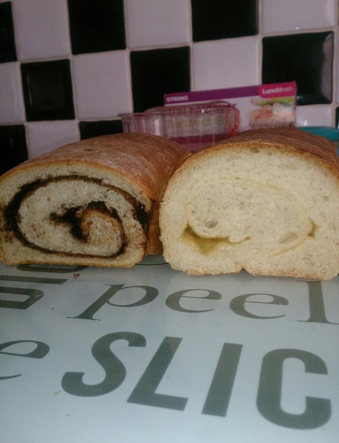 Marmite bread!
