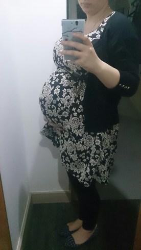 Pregnant me