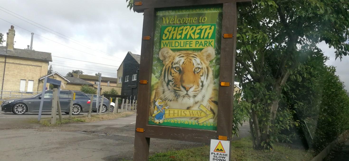 Shepreth Wildlife Park Visit